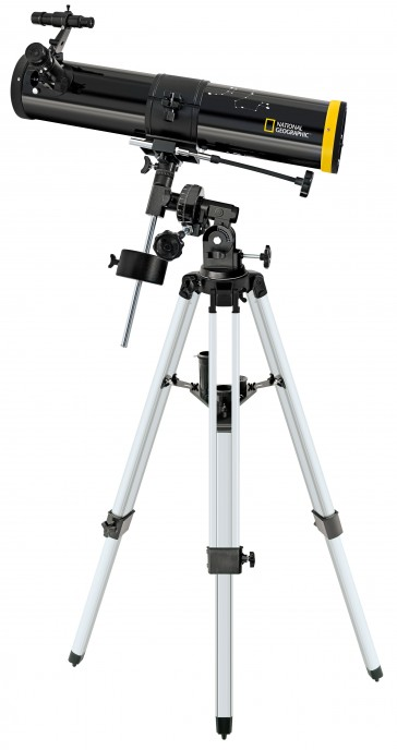 Telescopio EQ riflettore 76/700 National Geographic