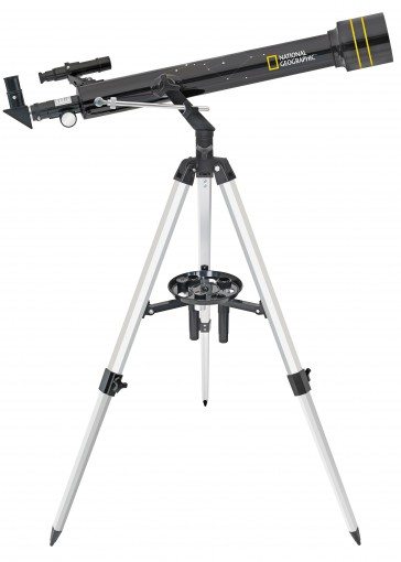 Telescopio AZ rifrattore 60/700 National Geographic