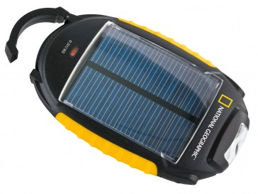 Caricatore solare Charger 4-in-1 National Geographic