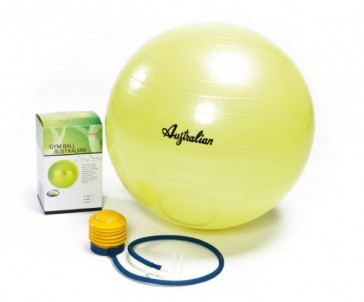 Australian Gym Ball con pompa