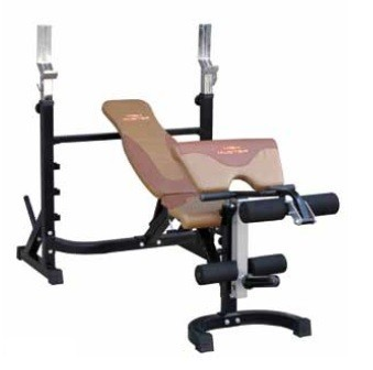 Panca Multifunzione Bench 890 High Muster