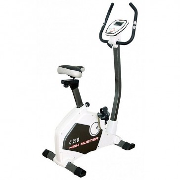 Cyclette High Muster C 210 HRC Ergometro