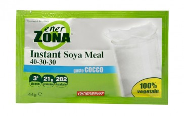 Ener Zona Instant Soya Meal 40-30-30 Cocco