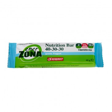 Ener Zona Nutrition Bar 2 blocchi Yogurt