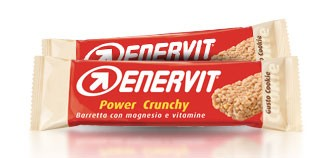 Enervit barretta Power Crunchy Cookie 40g