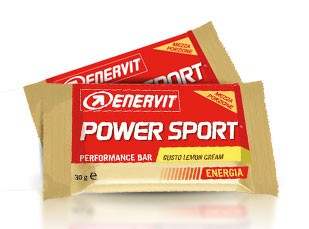 Enervit Barretta Power Sport Lemon Cream 2 barrette da 30g