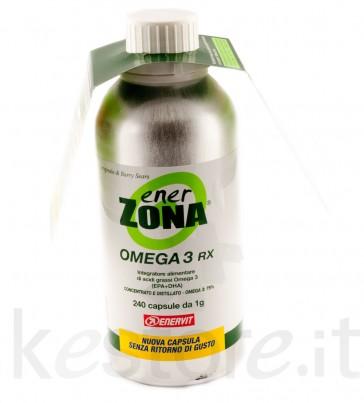Ener Zona Omega 3 RX 240cps da 1g