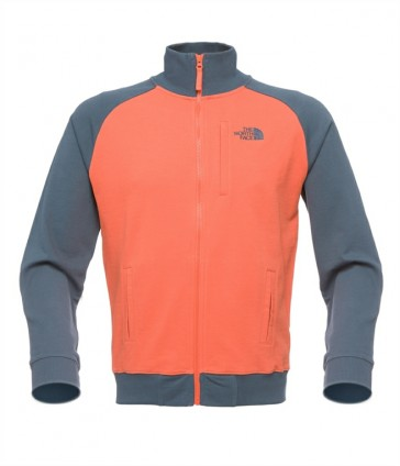Felpa the North Face Men's Classic Full Zip Jacket Zion Orange