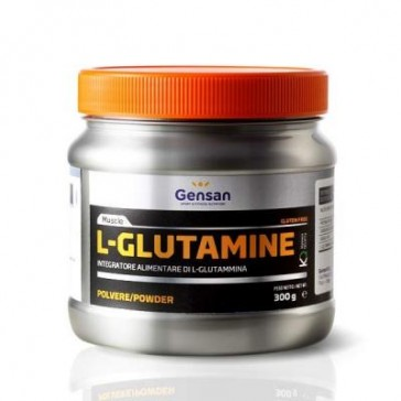L-Glutamine Powder 300 g Gensan