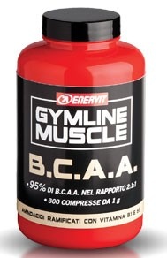 Gym Line Muscle BCAA 300 cpr