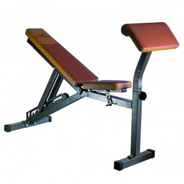 Panca Multifunzione Multi Bench High Muster