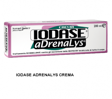Iodase Adrenalys crema 200 ml