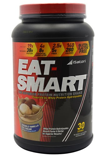 iSatori Eat Smart Total Nutrition Shake 1035g gusto vaniglia
