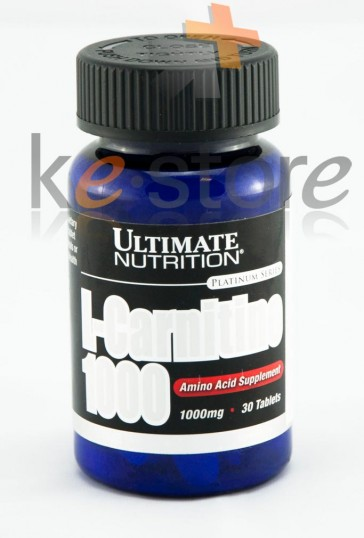 L-Carnitine 1000 Ultimate Nutrition
