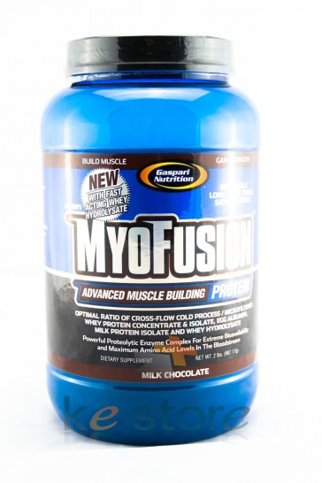 Myo Fusion Milk Chocolate