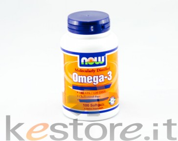 Omega-3 Now 100 Perle