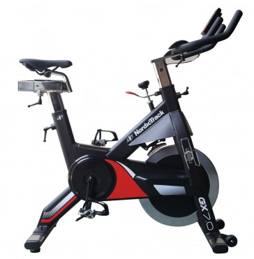 Spin bike NordicTrack GX 7.0 Black
