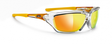 Occhiali da sole Rudy Project Gozen Crystal - Multi Lens Orange