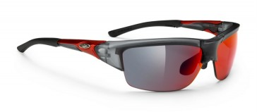 Occhiali da sole Rudy Project Ryzer Frozen Ash - Multi Lens Red