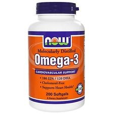 Omega-3 Now 200 Perle