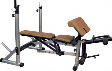 Panca Multifunzione Bench 950 High Muster
