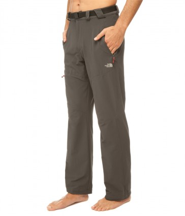 Pantaloni The North Face Men's Paseo Pant Asphalt Grey tasca