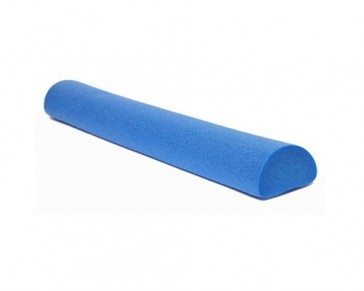 Xenios Pilates High Density Foam Semi Roller - 90 cm.