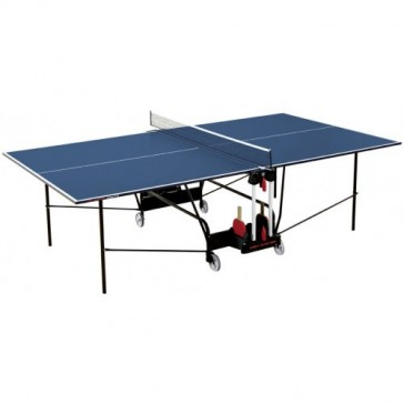 Ping Pong High Muster Indoor 173 Blu