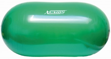 Xenios Oval Gym Ball verde - 45 cm.