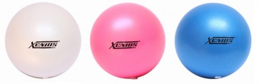 Xenios Pilates Softball azzurra - 26 cm.