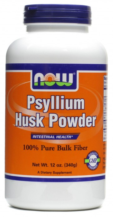 Now Psyllium Husk Powder 340g
