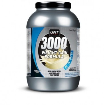 Weight Gain 3000 QNT gusto vaniglia 1300g