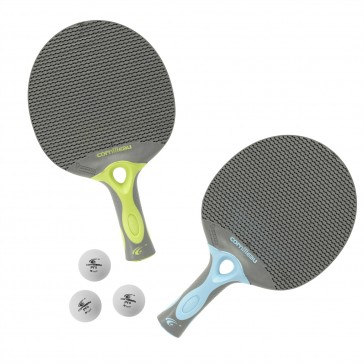 Racchette Ping Pong Tacteo Pack DUO