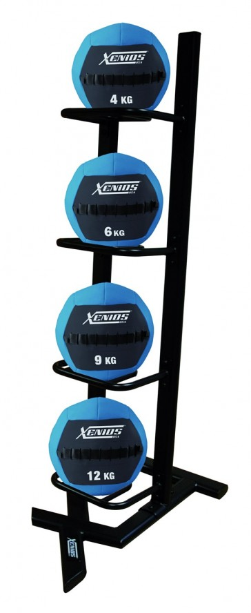 Xenios Supporto per Wall Ball (4 pz) - single side