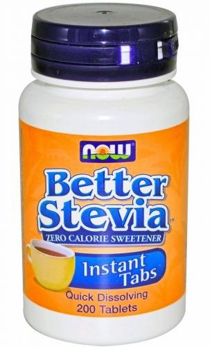 Now Better Stevia Instant 200tabs