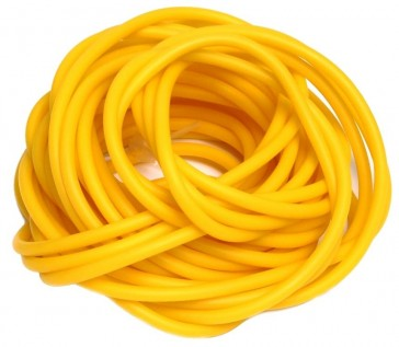 Xenios Bobina Elastic Tube in TPR giallo Extra Light - 15 mt