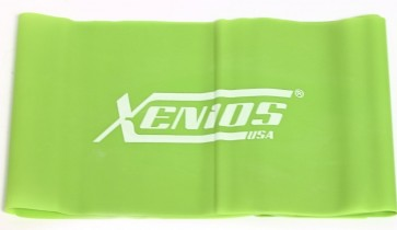 Xenios Pilates Band Verde 180 cm - Medium