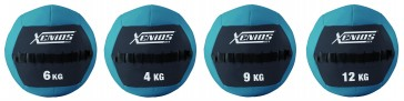 Wall Ball Xenios anti rimbalzo 35 cm.