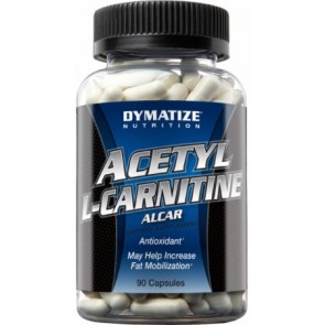 Dymatize Acetyl l-carnitine 500mg 90 cpr
