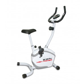 Cyclette High Power BK 200 Pro Silver