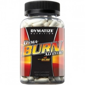 Dymatize Dyma-Burn with EPX 200 120 cps