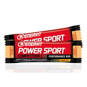 Enervit Barretta Power Sport Competition Albicocca 30g