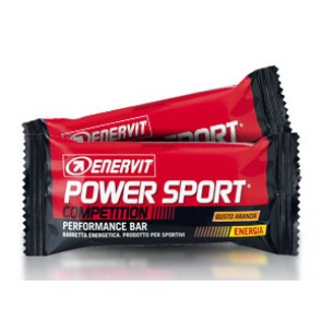 Enervit Barretta Power Sport Competition Arancia 30g