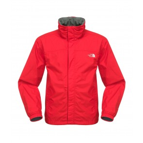 Giacca The North Face Men's Resolve Jacket Centennial Red