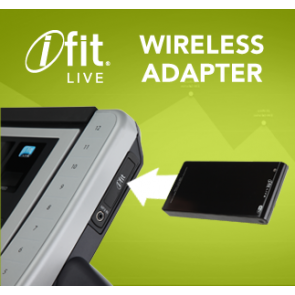 iFit Live wire less adapter
