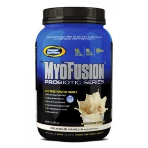 MyoFusion Probiotic Delicious Vanilla Gaspari Nutrition
