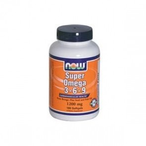 Now Super Omega 3-6-9 120mg 90 perle