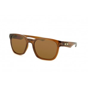 Occhiali da sole Oakley Garage Rock Polished Dark Amber - Lens Bronze Polarizzati