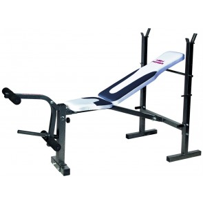 Panca Multifunzione Bench 560 High Power