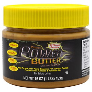 Power Butter Burro d'Arachidi 453g
